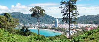 City and Beaches Guide Phuket Central