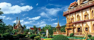 City and Beaches Guide Phuket South