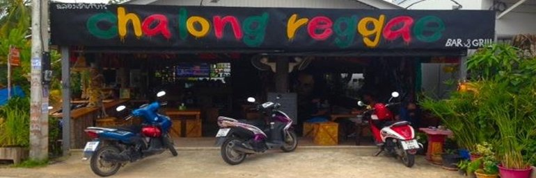 Chalong Reggae Bar, Restaurants, Chalong