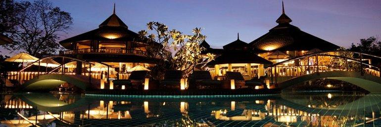 The Mangosteen Resort & Ayurveda Spa, Hotels and Resorts, Rawai
